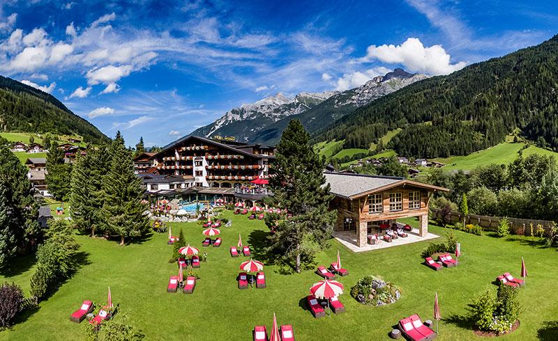 Hotel Jagdhof - Austria